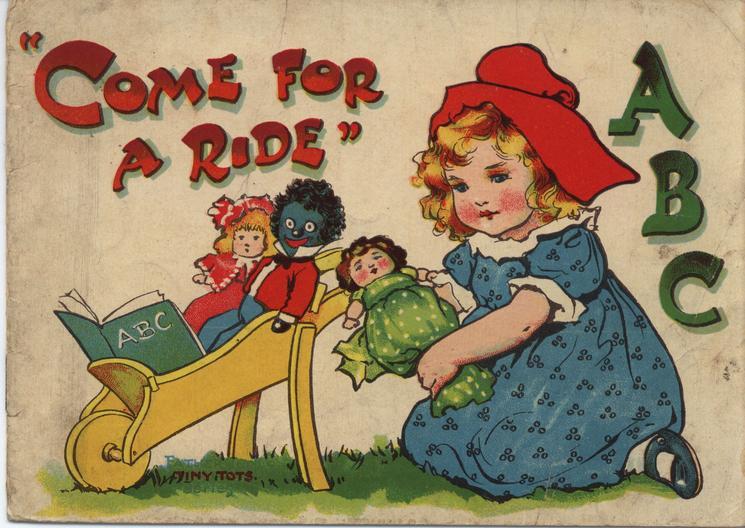 COME FOR A RIDE ABC