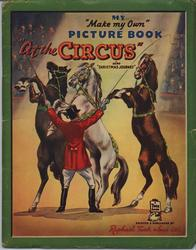 """AT THE CIRCUS"" ALSO ""CHRISTMAS JOURNEY"""