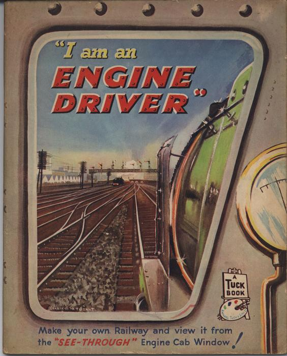 """I AM AN ENGINE DRIVER"""