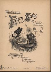 FATHER TUCK'S TREASURE HOUSE OF FAIRY TALES