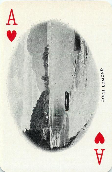 Ace of Hearts LOCH LOMOND