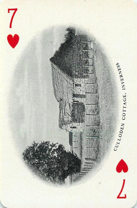 7 of Hearts CULLODEN COTTAGE, INVERNESS