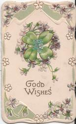 GOOD WISHES assortment of flowers