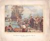 THE DEPARTURE OF THE PILGRIM FATHERS FROM PLYMOUTH -- SEPTEMBER THE 6TH, 1620
