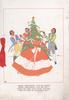 MERRY CHRISTMAS!....verse 2 men & 2 women in old style dress hold hands & dance round Xmas tree