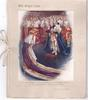 THE KING'S CARD -- THE PRINCE OF WALES RECEIVING PRINCESS MARY ...