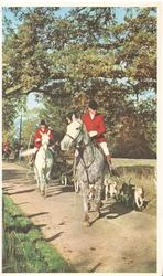 CHIDDINGFOLD AND LECONFIELD HUNT