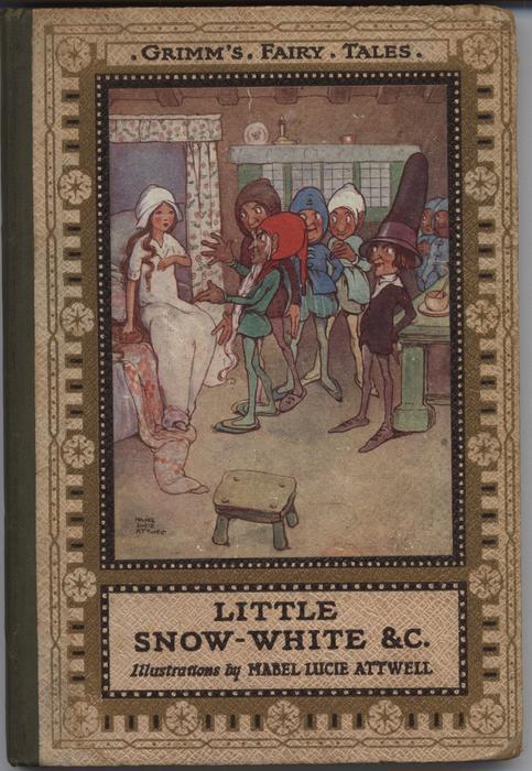 little snow-white  u0026 c