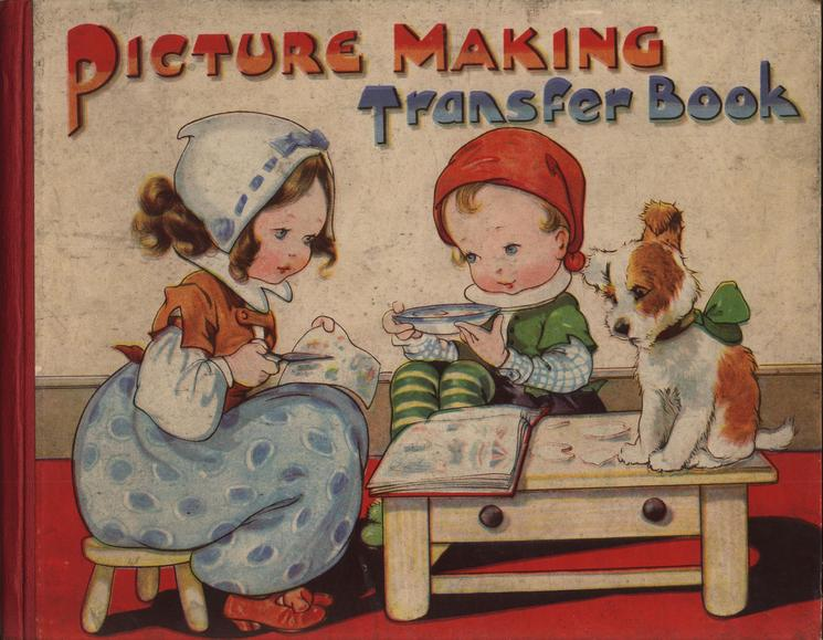PICTURE MAKING TRANSFER BOOK