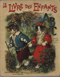 LE LIVRE DES ENFANTS ABC