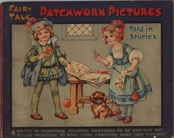 FAIRY TALE PATCHWORK PICTURES TOLD IN STORIES