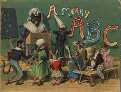A MERRY ABC