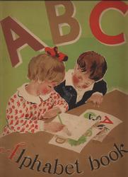 ABC ALPHABET BOOK