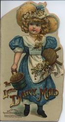 THE LITTLE DAIRY-MAID