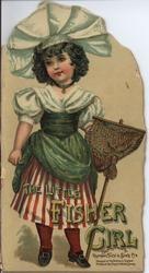 THE LITTLE FISHER GIRL