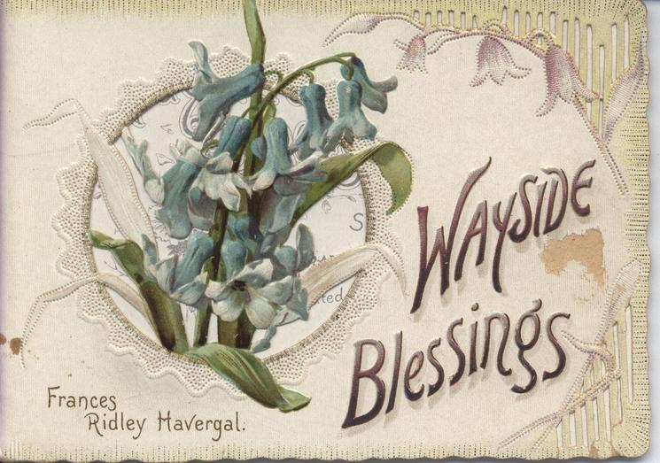 WAYSIDE BLESSINGS