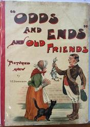 """""""ODDS AND ENDS"""" AND OLD FRIENDS PICTURED ANEW"""