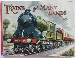 TRAINS OF MANY LANDS