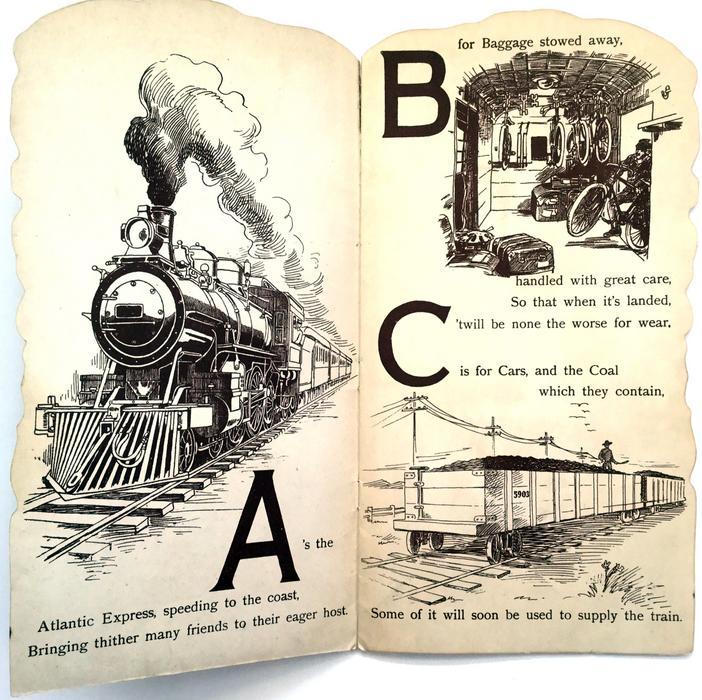 THE RAILROAD ABC