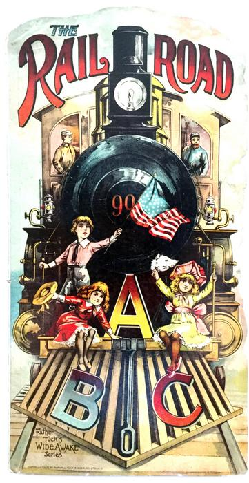 THE RAILROAD ABC