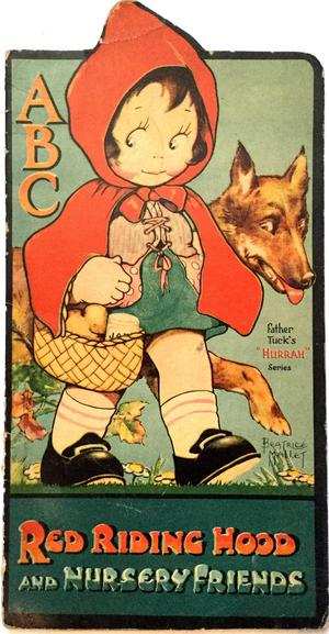 RED RIDING HOOD AND NURSERY FRIENDS ABC