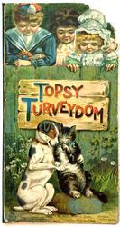 TOPSY TURVEYDOM