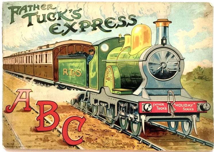 FATHER TUCK'S EXPRESS ABC