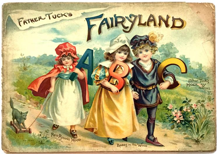 FATHER TUCK'S FAIRYLAND