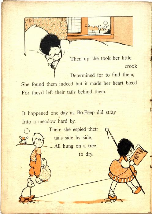 LITTLE BO-PEEP AND OTHER NURSERY RHYMES