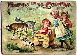 FRIENDS IN THE COUNTRY