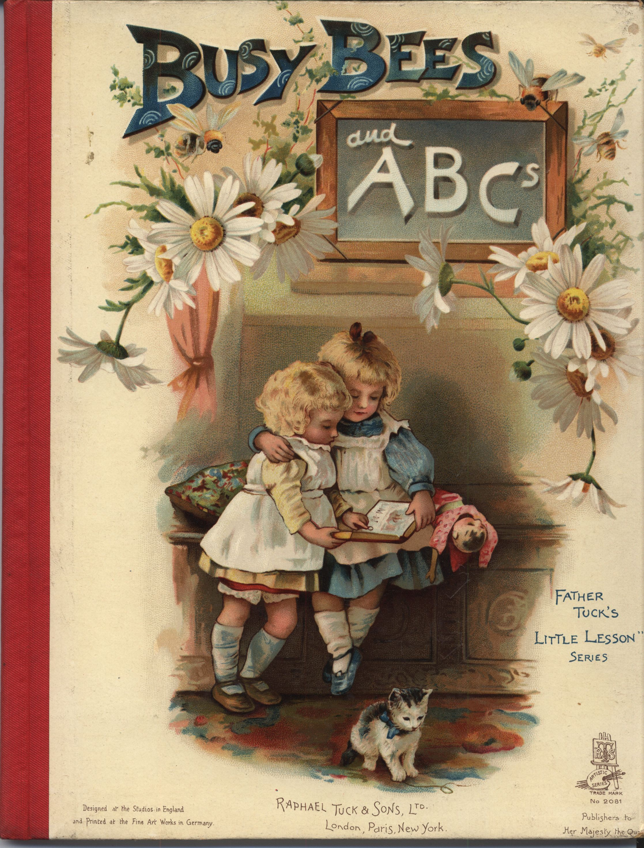 BUSY BEES AND ABCS