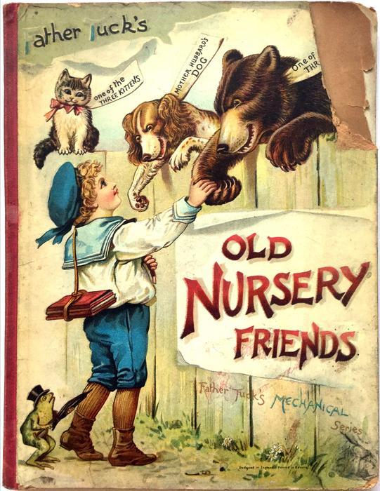 OLD NURSERY FRIENDS