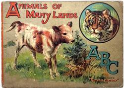 ANIMALS OF MANY LANDS ABC