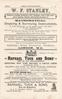 1895 Tuck advert in LONDON ADVERTISEMENTS