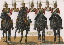 BAND OF THE ROYAL HORSE GUARDS