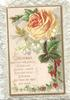 CHRISTMAS SHALL COME WITH GARLAND OF HOPES AND PLEASURES CROWN'D,  ROSES THAT BUD AT CHRISTMAS AND BLOOM THE WHOLE YEAR ROUND