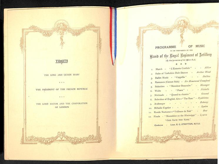 1919-11TH NOVEMBER, 1919