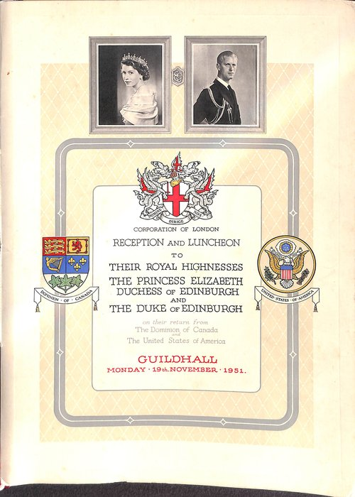 1951-MONDAY 19TH NOVEMBER 1951