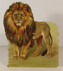 THE KING OF BEASTS (LION)