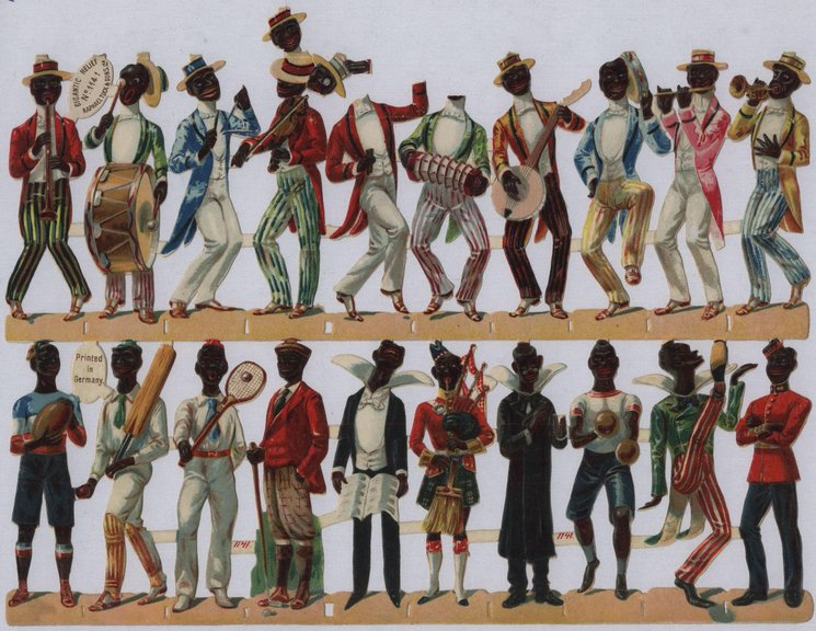 Negro musicians