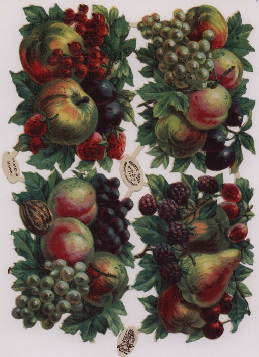 fruit in mixed groups