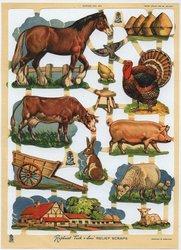 farmyard animals and related themed images