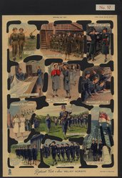 women in the military, various corps