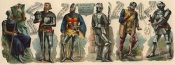 SOLDIERS OF ENGLAND FROM KING HAROLD TO QUEEN VICTORIA