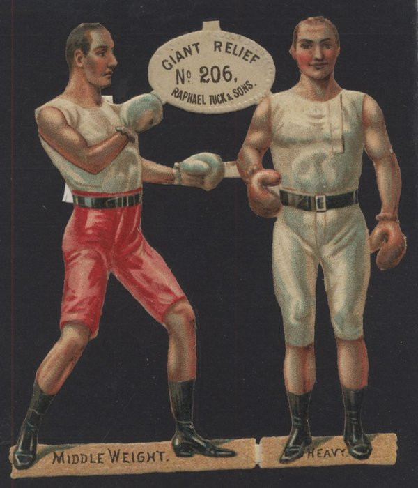 BOXING, FENCING