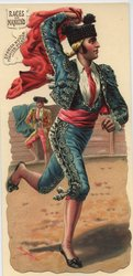 SPANISH BULL FIGHTER-PICADOR