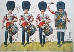DRUM AND FIFE BAND OF THE GRENADIER GUARDS