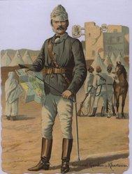 GENERAL GORDON IN KHARTOUM