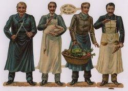grocery men