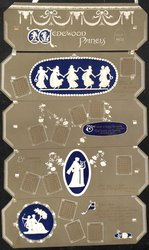 WEDGWOOD PANELS CALENDAR FOR 1902